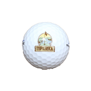 Picture of Top of the Rock Golf Ball